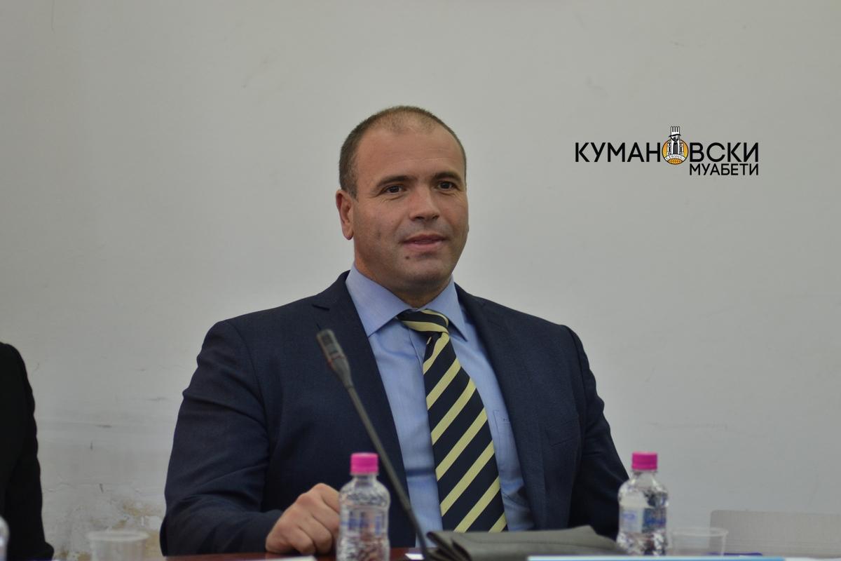 Димитриевски утре со отчет за првите 100 дена од работењето