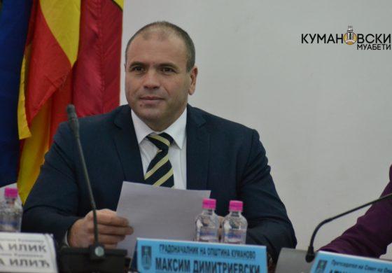 Велигденска честитка од градоначалникот Максим Димитриевски