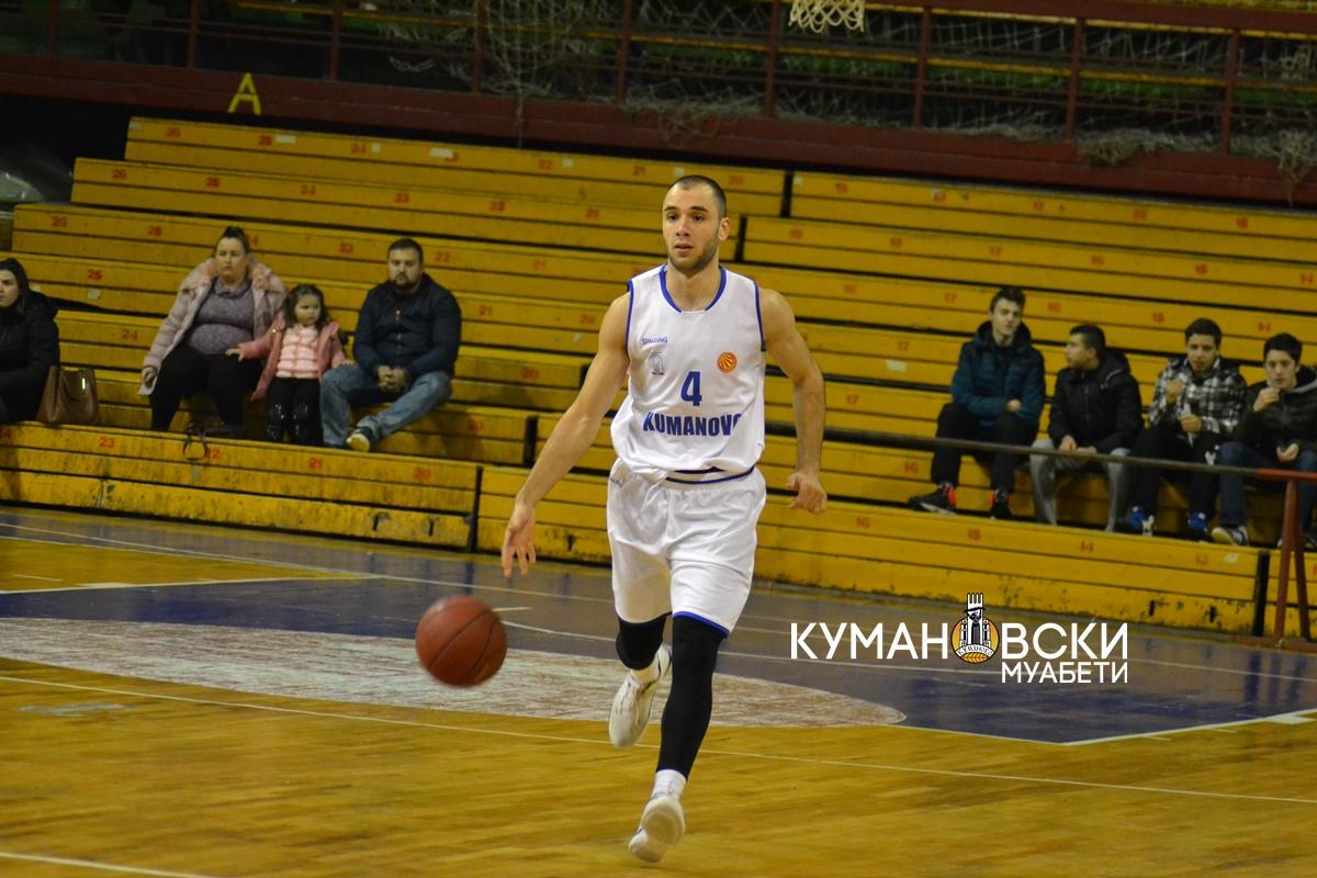Со новото засилување КК Куманово убедливо против Пелистер (галерија)