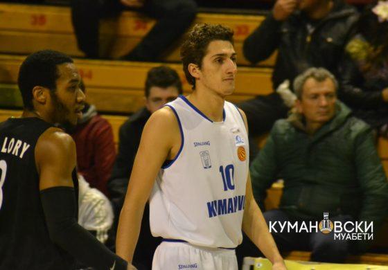 Мекиќ од КК Куманово се сели во АВ Охрид