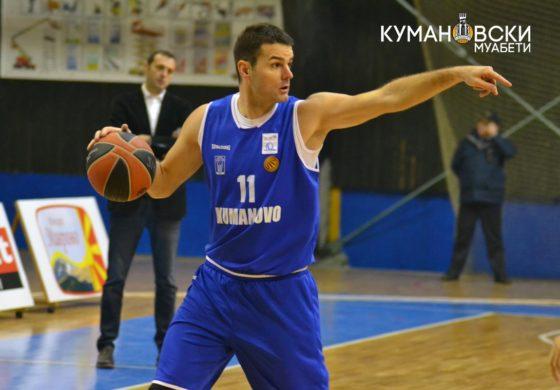 КК Куманово со победи од досега одиграните пријателски натпревари