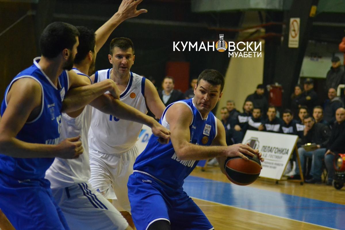 Кошаркарите на Куманово утре атакуваат против Гостивар