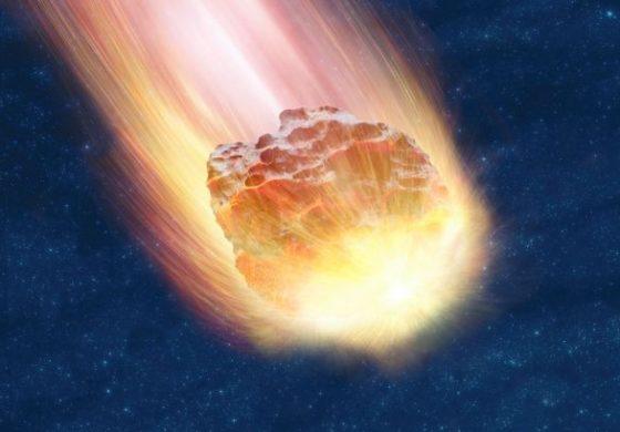Металното оружје од бронзеното време потекнува од вселената