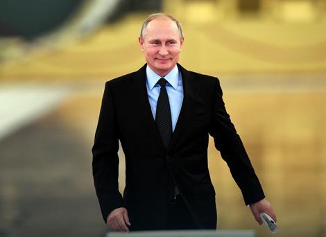 Путин: Сирија е посветена на мировните процеси