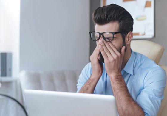 6 симптоми за замор во очите