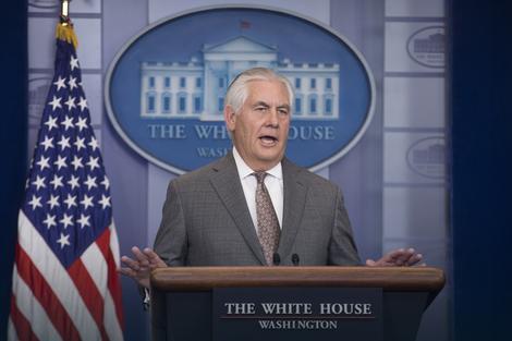 Тилерсон: САД се подготвени за директни преговори со Северна Кореја