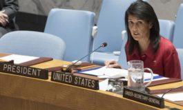 САД ставија вето на резолуцијата на ОН за Ерусалим