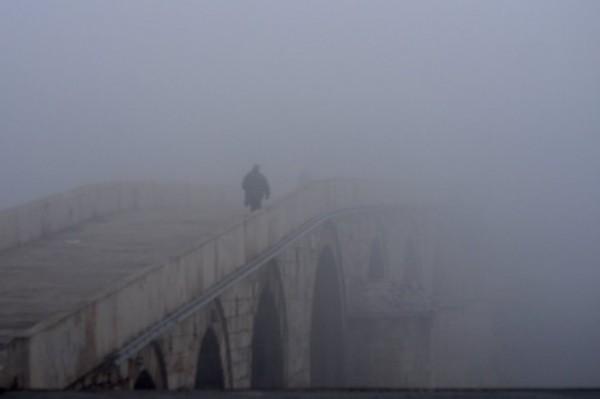 Скопје загадено, од пладне ветерот се очекува да го расчисти