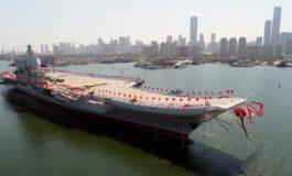 Британската кралска морнарица следела руски воен брод