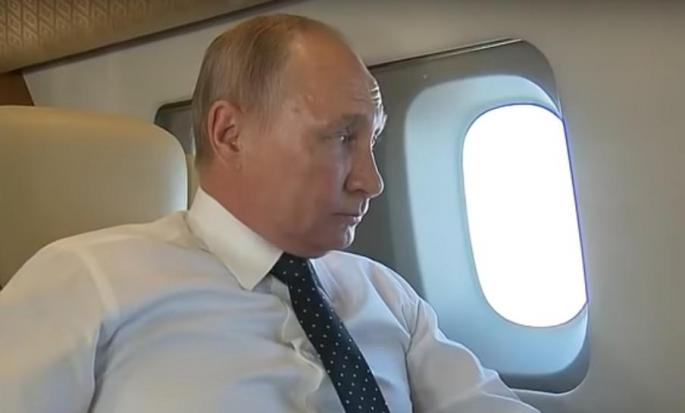 Пилотите на руските ловци ги ризикуваа животите за да го заштитат Путин (видео)