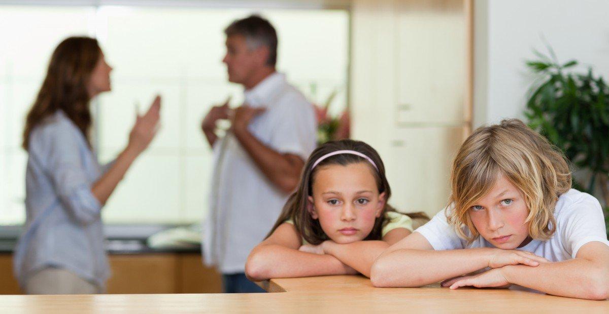 Разводот на родителите го поткопува здравјето на децата?