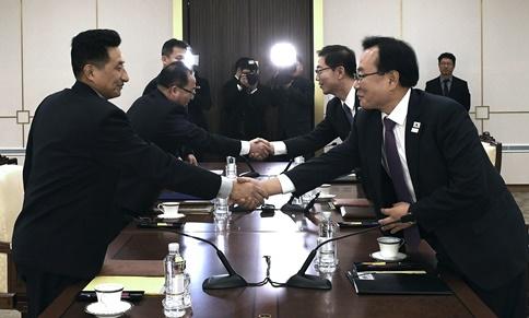 Северна и Јужна Кореја со заеднички тим на Олимписките игри