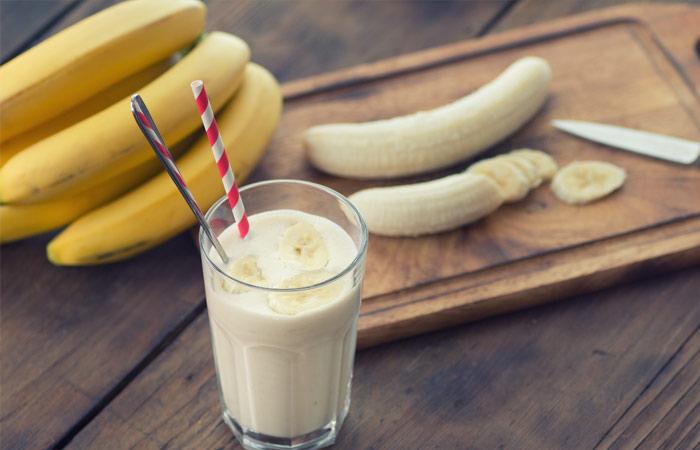 Ставајте и кората на банани во вашето смути, ефектот за вашето здравје ќе биде уникатен