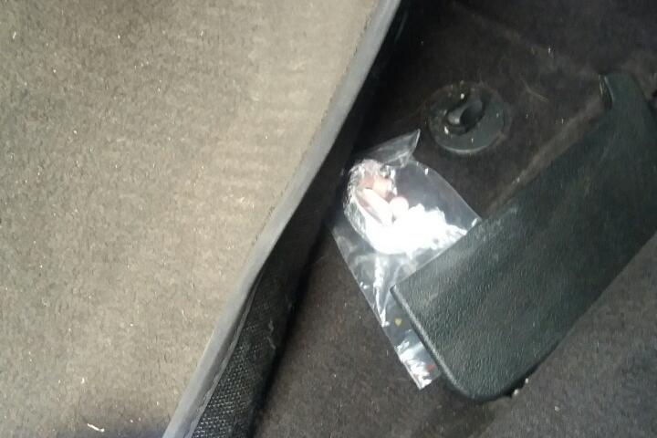 Екстази запленети во автомобил на патниот правец Крива Паланка - Куманово (фото)