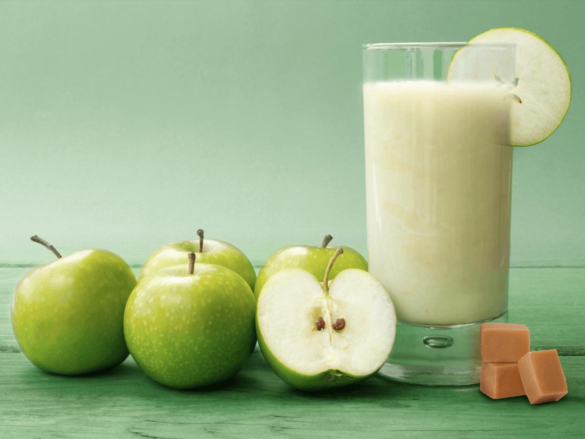 Смути од јаболка за рамен стомак