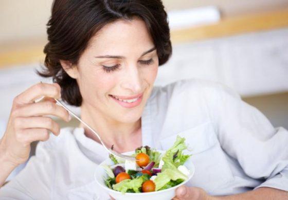 Еве со што треба да се хранат жените според возраста