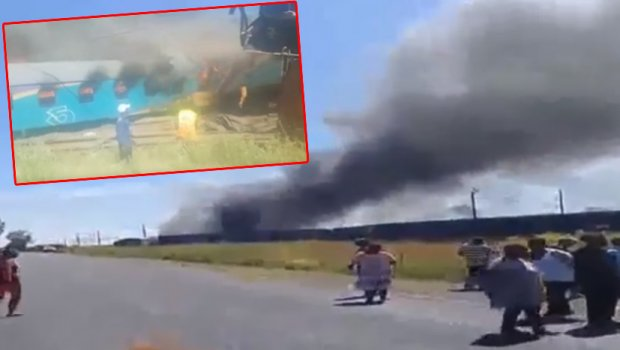 12 загинати и 260 повредени во судир на воз и камион во Јоханесбург (фото+видео)