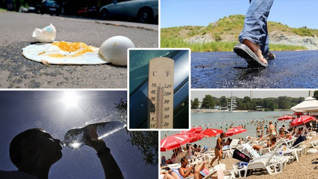2017. година е втората најтопла во историјата: Експертите тврдат дека допрва не очекува пекол (видео)