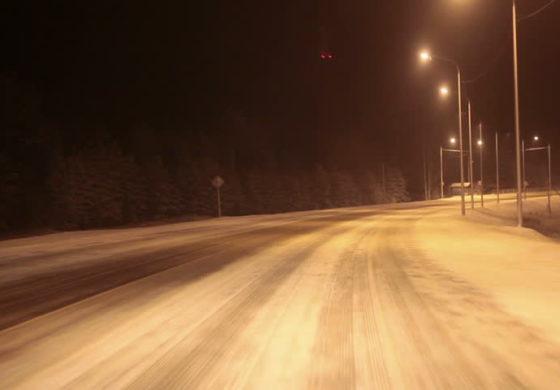 Неколку патни правци низ државата затворени за сообраќај