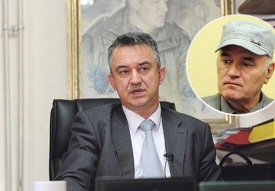 """Блиц"": Синот на Ратко Младиќ кандидат за претседател на Република Српска"
