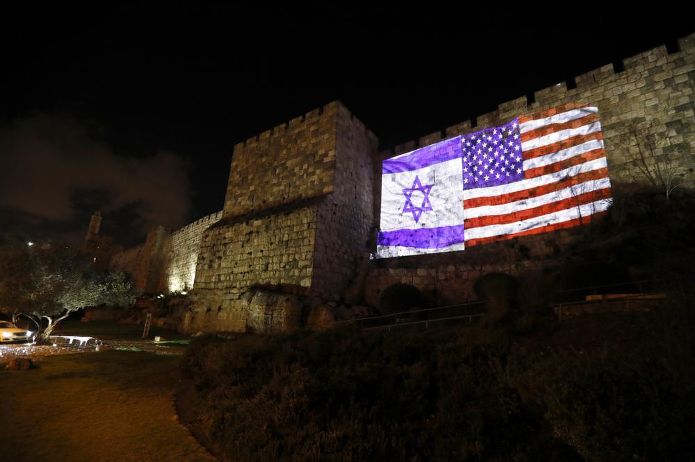 Амбасадата на САД во Ерусалим ќе се премести на Денот на независноста на Израел