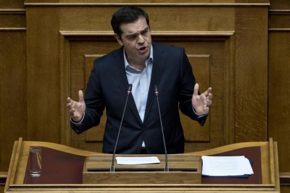 Ципрас: Ќе се фокусираме на националните интереси