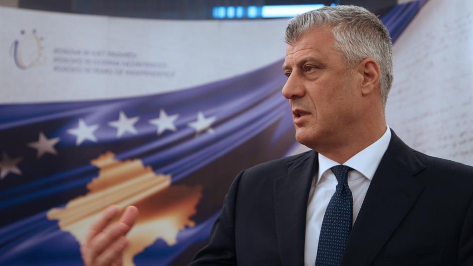 Тачи: Независноста на Косово е неповратен процес