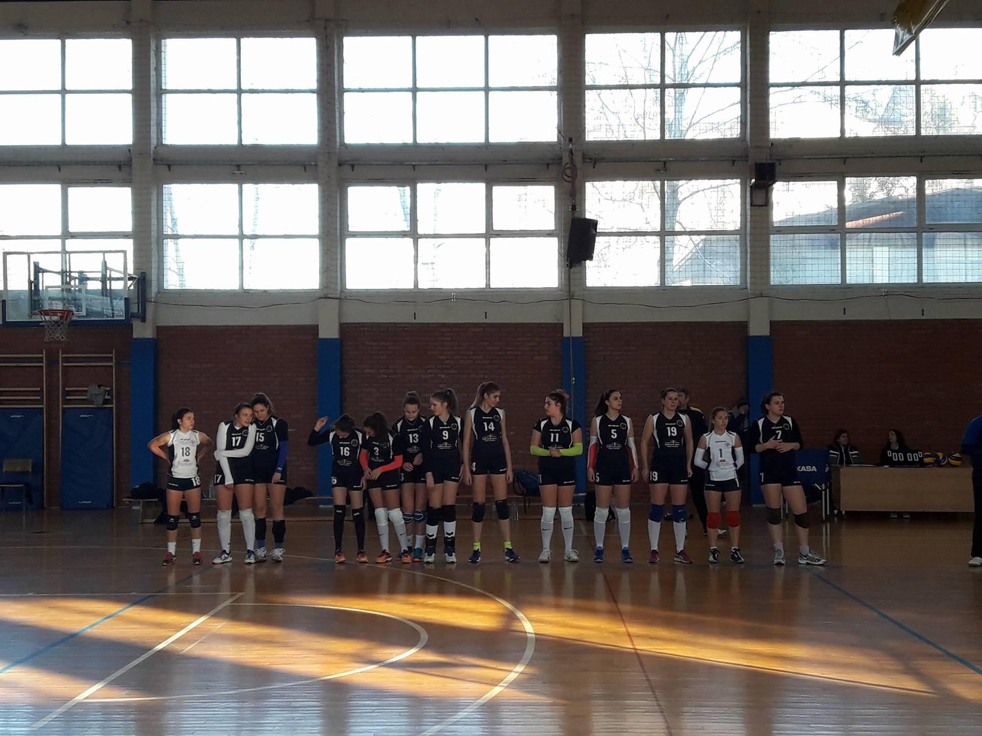 Одбојкарките на Куманово продолжуваат со вториот дел од сезоната