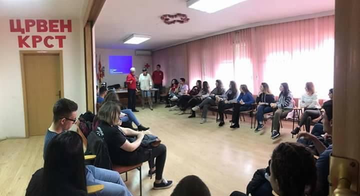 Црвен Крст Куманово организираше работилници за ПХВ