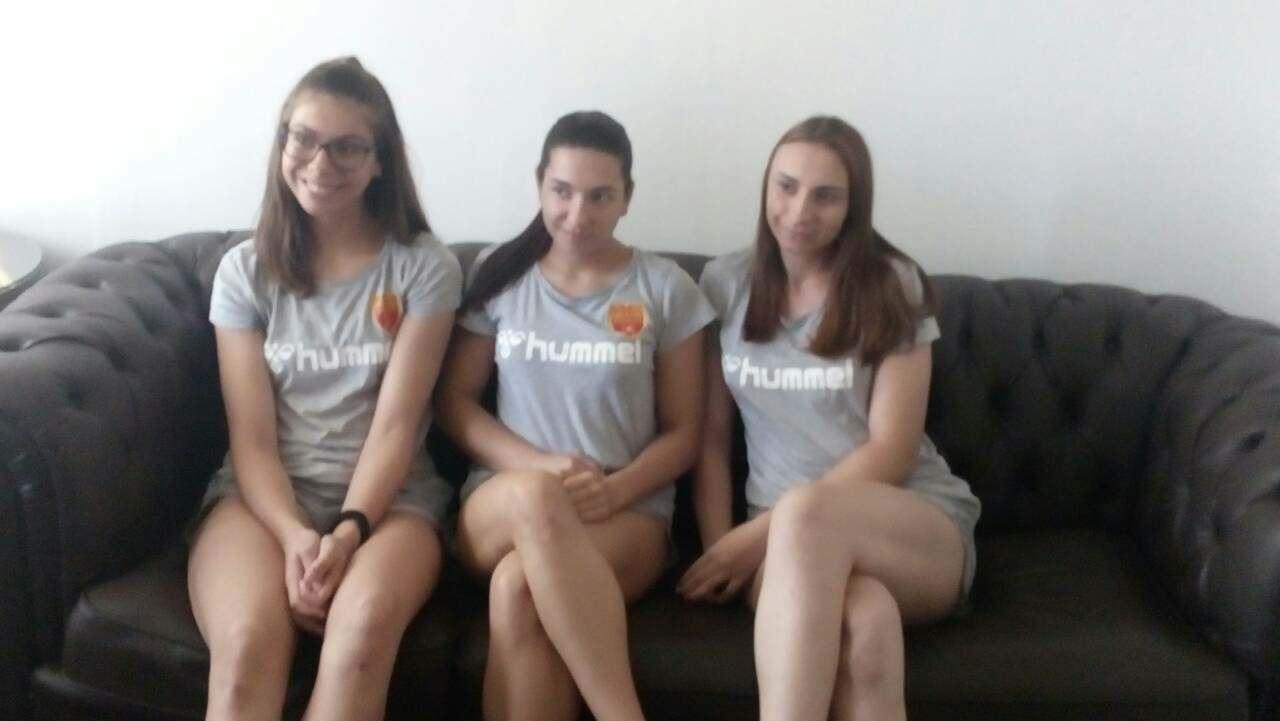 ЖРК Куманово со три нови младински репрезентативки