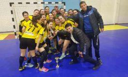 ЖРК Куманово го освои првиот трофеј оваа година