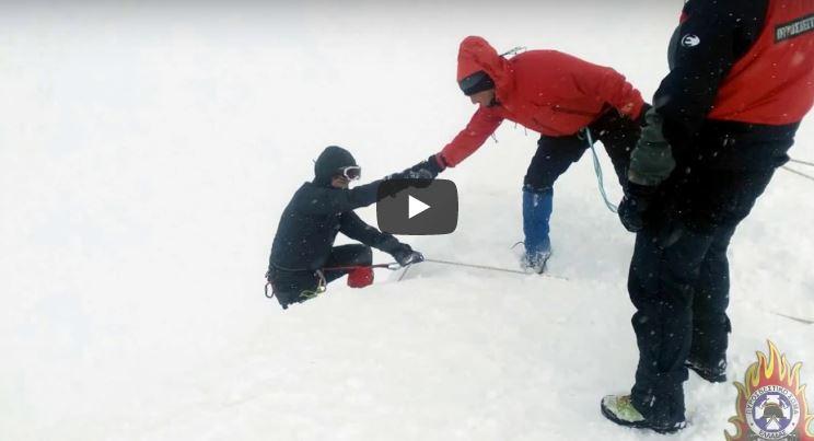 Македонски планинари загинаа на Кајмакчалан, нивните тела пронајдени во провалија од 30 метри (ВИДЕО)