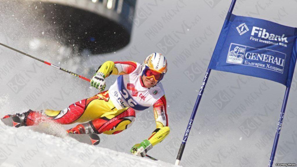 ЗОИ 2018: Ристевски не успеа да ја заврши трката во слалом