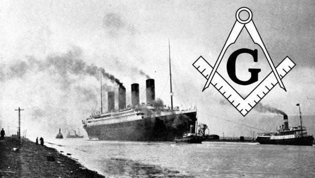 Дали масоните влијаеле врз истрагата за Титаник? Нови докази за потонувањето на бродот!