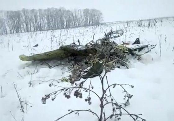 Идентификувани првите жртви од падот на рускиот авион – меѓу нив и дете