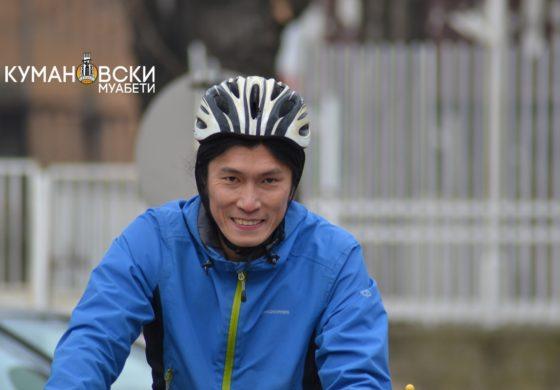 Џеки Чен го посети Куманово (ФОТО)