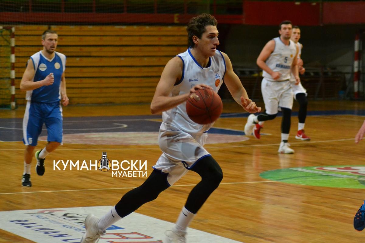 КК Куманово со рутинска победа против КК Струмица (галерија)