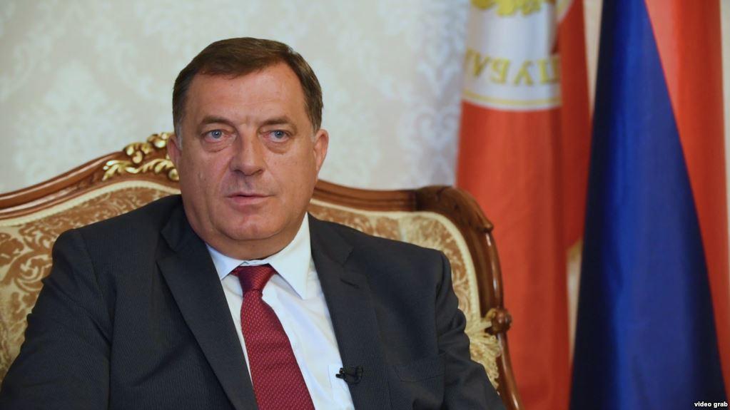 Додик: Ќе се кандидирам за член на Претседателството на БиХ