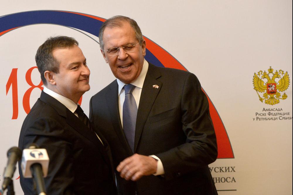 Дачиќ: Попрво САД ќе се предомисли околу Косово, отколку Русија да го признае