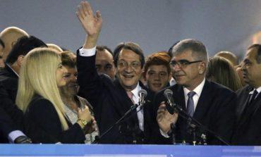 Никос Анастасијадис повторно избран за претседател на Кипар