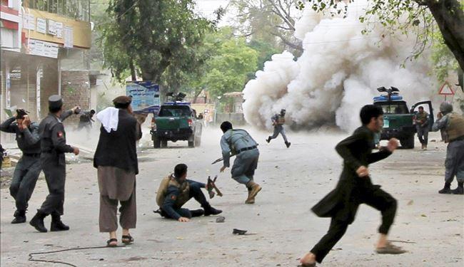 """""""Исламска држава"""" изврши самоубиствен бомбашки напад во Кабул"""