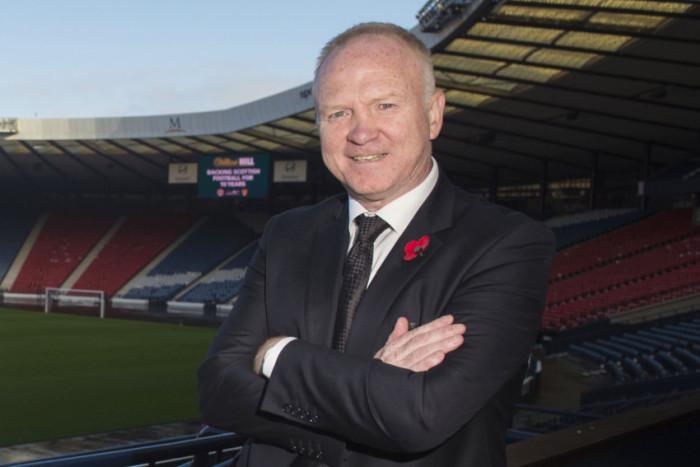 Шкотска се обложи на познато име за нов тренер