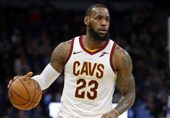 Леброн се запиша во историјата на НБА