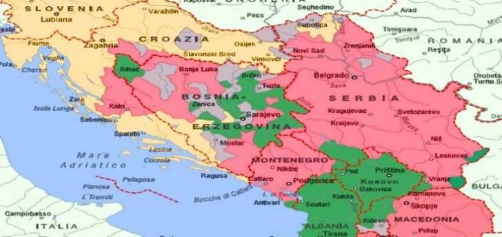 """""""Економист"""": Размената на територии на Балканот би бил незапирлив процес"""