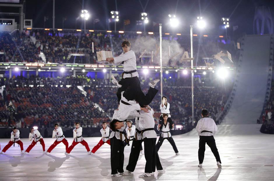 Хакиран преносот од Зимските олимписки игри