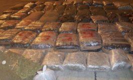 Во Драч запленети над 500 килограми кокаин