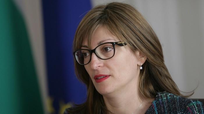 Захариева: Демократски, просперитетен и безбеден Западен Балкан е важен за ЕУ