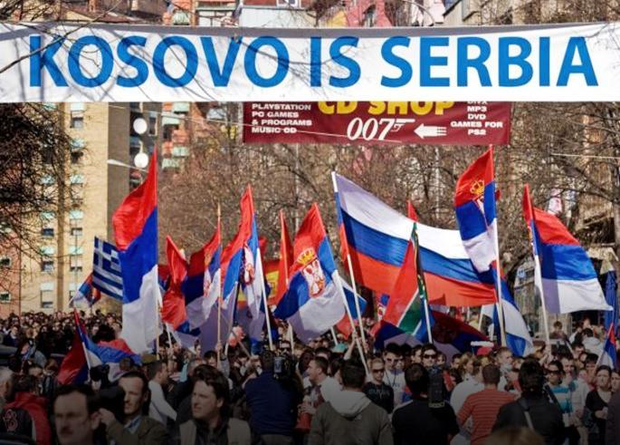 Албанија ја притиска Грција за признавање на Косово?