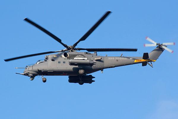 Србија сака да купи руски хеликоптери Ми-35 од Белорусија