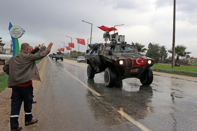 Следува ли пресврт во Африн? Турција доведува уште воени трупи